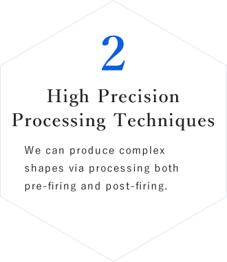 2 High Precision Processing Techniques